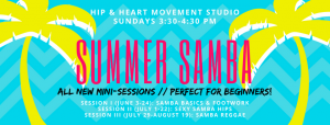 Summer Samba Session I