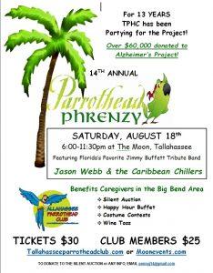 14th Annual ParrotHead Phrenzy