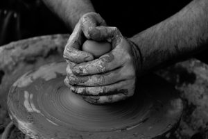 Wheel Throwing Pottery Workshop   Tuesday Mornings...