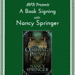 Nancy Springer Book Signing
