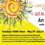 Summer Flexible Art Classes