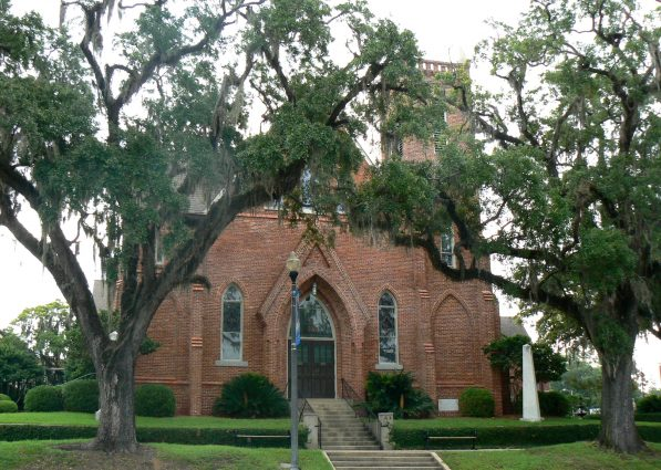 St John S Episcopal Church Tallahassee Arts Guide