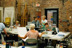 Tallahassee Senior Center Art Gallery
