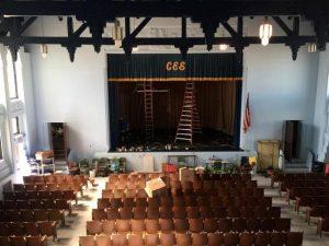 Chapman Auditorium
