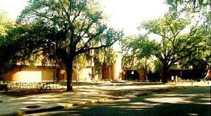 Fine Arts Building at FSU