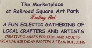 Art Space for Rent in Railroad Square
