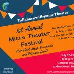 1st Annual Micro Theater Festival