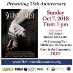 Presenting 25th Anniversary Schindler's List