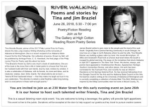 River Walking: Poems and Stories by Tina and Jim B...