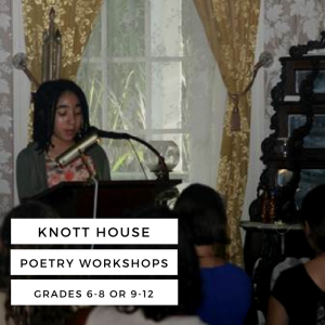 High School Poetry Workshops