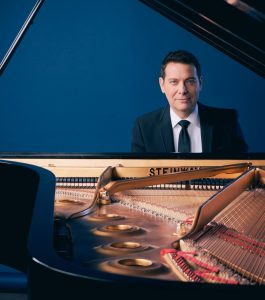 "The Michael Feinstein Trio ""Shaken & Stirred"""