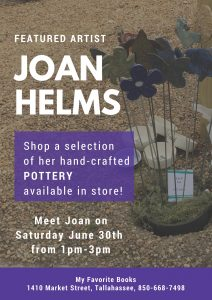 Meet the Artist: Joan Helms