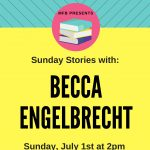 Sunday Stories with Becca Engelbrecht at My Favorite Books