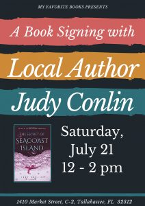 Judy Conlin Book Signing