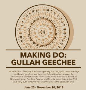 """Making Do"" Gullah Geechee"