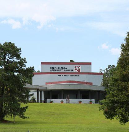 Van H Priest Auditorium North Florida Community College