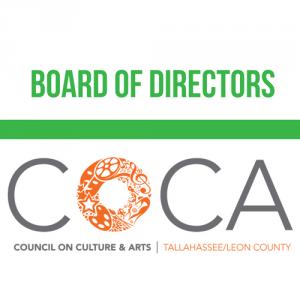 COCA Board of Directors Opening