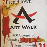 Artists and Vendors Wanted for the Frenchtown ArtW...