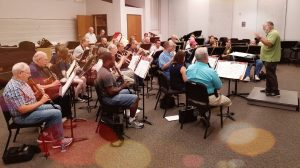 Summer Reading Sessions With The Capital City Band...