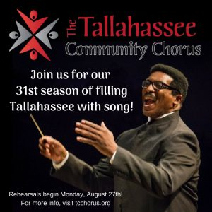 Sing with the Tallahassee Community Chorus