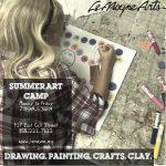 LeMoyne Arts Summer Camp- Last Days of Summer