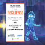 Resilience Screening and Community Discussion