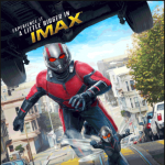 Ant-Man and The Wasp Now Playing in IMAX