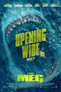 """The Meg"" in IMAX"