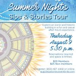 Summer Nights Sips & Stories Tour