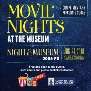 Movie Night at the Museum