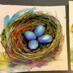 Whet Your Palette Class | Get Loose with Watercolor