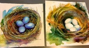 Whet Your Palette Class | Get Loose with Watercolo...