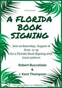 Florida Book Signing