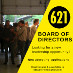 Accepting Applications | Board of Directors at 621 Gallery