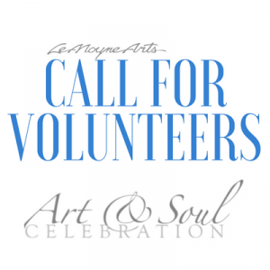 LeMoyne Art & Soul - Call for Volunteers