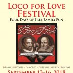 Call for Food Vendors- Loco for Love Festival