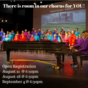 Join the Tallahassee Civic Chorale