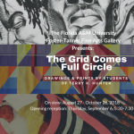 The Grid Comes Full Circle: Drawings & Prints by Students of Terry K. Hunter Opening Reception