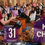 Kirtan Chanting with Jeffji