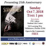 HERC 25th Anniversary Schindler's List film
