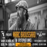 Marc Broussard with Kristopher James