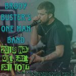 Brody Buster: One Man Blues Band