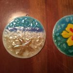 Fun with Fused Glass - Suncatchers & Ramekins - Crawfordville