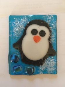 Fun with Fused Glass - Christmas Ornaments - Talla...