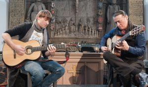 Lulo Reinhardt & Daniel Stelter