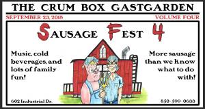 4th Annual Sausage Fest