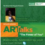 "ARTalks Series: ""The Power of You"""