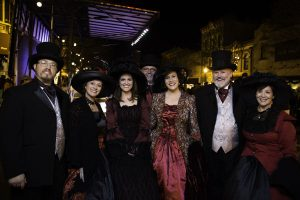 Victorian Christmas Festival in Downtown Thomasvil...