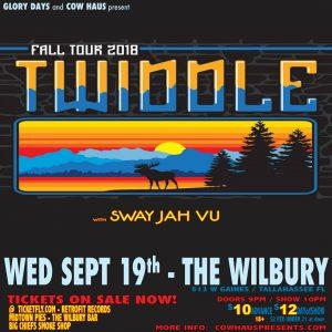 Twiddle w/ Sway Jah Vu
