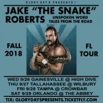 "Jake ""The Snake"" Roberts: Unspoken Word - Tales From The Road"